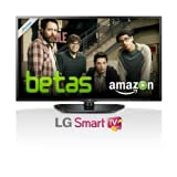 LG Electronics 39LN5700 39-Inch 1080p 120Hz LED-LCD HDTV with Smart TV (2013 Model) by LG