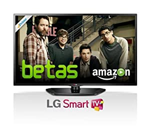 LG Electronics 39LN5700 39-Inch 1080p 60Hz LED-LCD HDTV with Smart TV