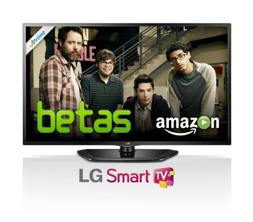 Lg Electronics 55Ln5700 55-Inch 1080P 120Hz Led-Lcd Hdtv With Smart Tv (2013 Model)