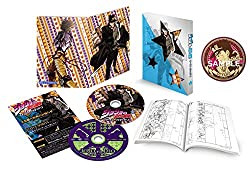 【Amazon.co.jp限定】ジョジョの奇妙な冒険スターダストクルセイダース Vol.1 (オリジナルデカ缶バッチ付) (第1話絵コンテ集、ラジオCD付)(初回生産限定版) [Blu-ray]