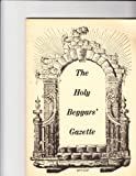 img - for THE HOLY BEGGARS' GAZETTE 1977: A Journal of Chassidic Judaism book / textbook / text book