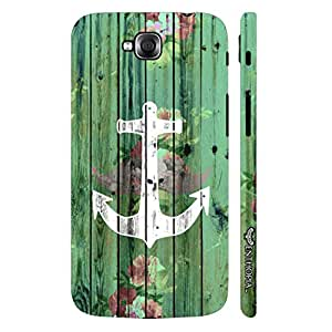 LG G Pro Lite Dual Achor Art designer mobile hard shell case by Enthopia