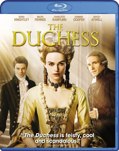 Cover art for  The Duchess [Blu-ray]