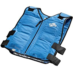 Techniche 6626-BL-L/XL Phase Change Cooling Vest Large To Extra Large