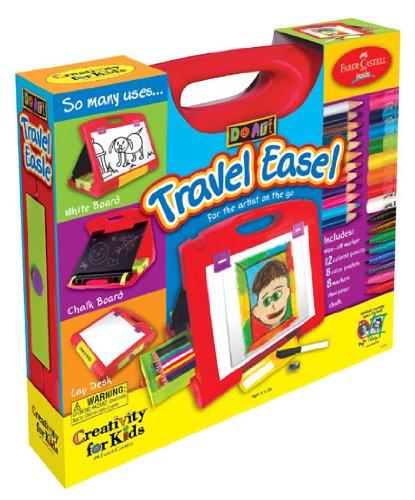 Creativity for Kids Do-Art Travel Easel