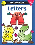 img - for Letters (Time to Learn) book / textbook / text book