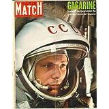 PARIS MATCH [No 991] du 06/04/1968 - GAGARINE - LA MORT SURPRENANTE DU HEROS DE L'ESPACE. Contre la guerre du...