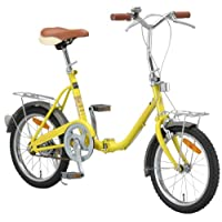 ARUN(アラン) 16インチ折り畳み自転車/KY-16A