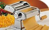 Marcato Nudelmaschine ATLAS 150 PASTABIKE mit 3 Walzen