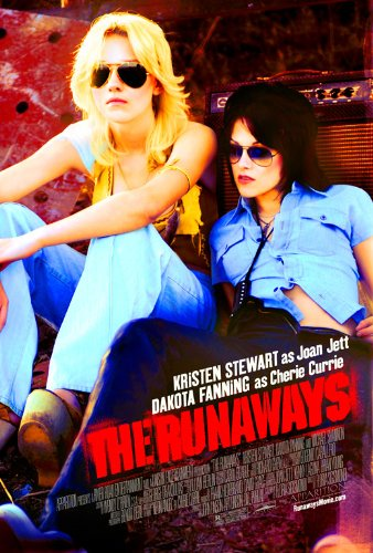 The Runaways 2010 27x40 MOVIE POSTER