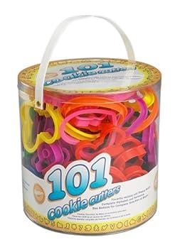 #!Cheap Wilton 2304-1050 101-Piece Cookie Cutter Set