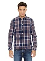 Pepe Jeans London Camisa Mars (Multicolor)