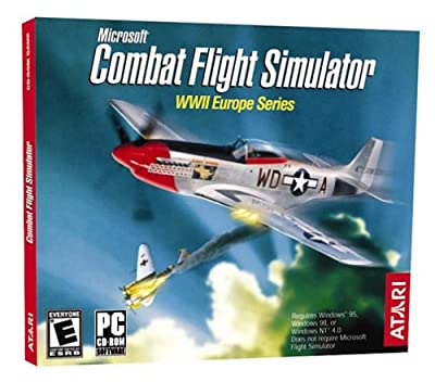 Combat Flight Simulator: WWII Europe Series (Jewel Case) - PC