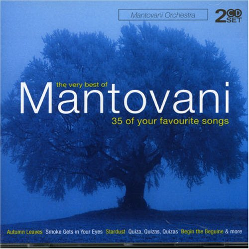 Mantovani - Very Best of Mantovani - Zortam Music