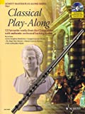 Artem Vassiliev Classical Play-Along for Flute [With CD (Audio)] (Schott Master Play-Along)