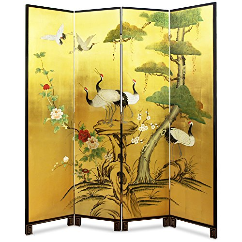 Beautiful Oriental Room Dividers for a Zen Home
