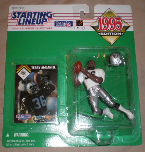 1995 Terry McDaniel NFL Starting Lineup Figure