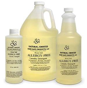 ALLERGY-FREE Liquid Laundry Detergent 1 qt