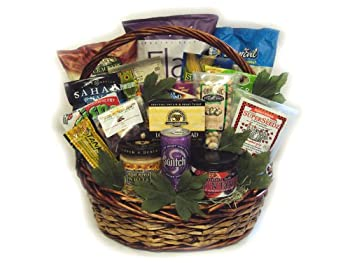 The Big Daddy Healthy Father's Day Gift Basket