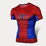 スパイダーマン Tシャツ コスチューム
