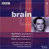 echange, troc  - Brain / Beethoven - Schubert - Mozart - Haydn - Arnold Cooke - Ibert - Milhaud