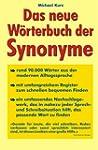 Das neue Wörterbuch der Synonyme