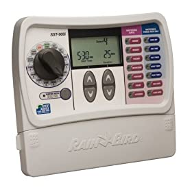 Rain Bird SST-900I Simple Set 9-Station Indoor Automatic Sprinkler System Timer