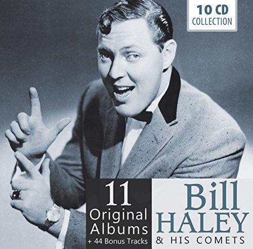 BILL HALEY - Bill Haley-11 Original Albums - Zortam Music