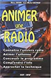 img - for Animer une radio book / textbook / text book