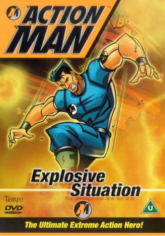 Action Man - Explosive Situation [1995] [DVD]