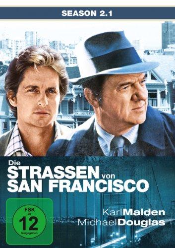 Die Straßen von San Francisco - Season 2.1 [3 DVDs]