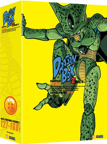 Dragon Ball Z: Dragon Box Four