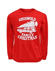 Christmas Vacation Griswold Family Sweater