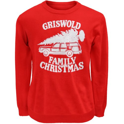 Christmas Vacation – Griswold Family Christmas Sweatshirt