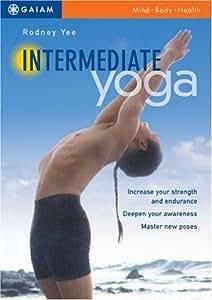 Intermediate Yoga - DVD
