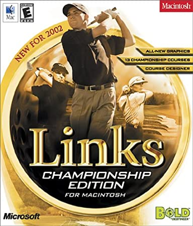 Links Championship Edition 2002
