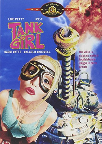 Tank girl [IT Import]