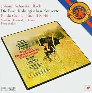 Pablo Casals Conducts Bach Brandenburg C