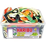 Haribo Yellow Belly Giant Snakes (30 pieces)