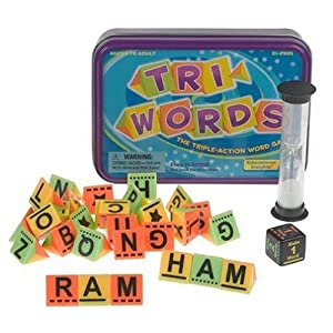 Click to buy Reading Games for Kids:  Educational Insights Tri - Wordsfrom Amazon!