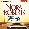 The Law Is a Lady: Language of Love, Book 2 (       UNABRIDGED) by Nora Roberts Narrated by Mikael Naramore