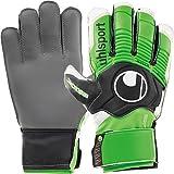uhlsport(ウールシュポルト) サッカー ゴールキーパーグラブ エルゴノミック スターターグラフィット フラッシュグリーン×ブラック 1000150 フラッシュグリーン×ブラック