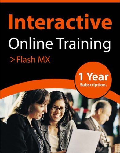 Learning about Macromedia Flash MX via Online Training
