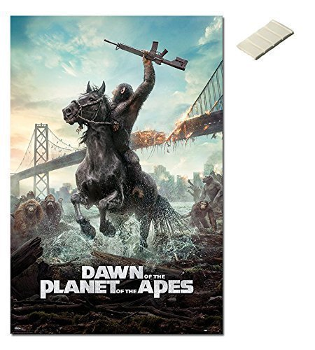 Planet of Apes Movie Poster Planet of The Apes Poster