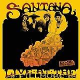 Live at Fillmore 1968 by Santana [Music CD]