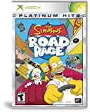 Simpsons Road Rage Platinum Hits - Xbox
