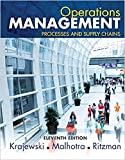 img - for Operations Management: Processes and Supply Chains, Student Value Edition (11th Edition) book / textbook / text book