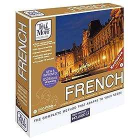 TeLL me More French - Complete Beginner, Intermediate & Advanced   5109SJa7c%2BL._AA280_