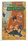 1975年 「ダイノ -フリントストーン」 Vol.3 No.12 中古アメコミ(洋書) CHARTON COMICSイメージ