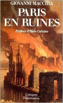 (French Edition): Giovanni Macchia: 9782082103213: Amazon.com: Books